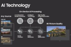 Samsung Uses AI To Transform Any Video Content Into 8K