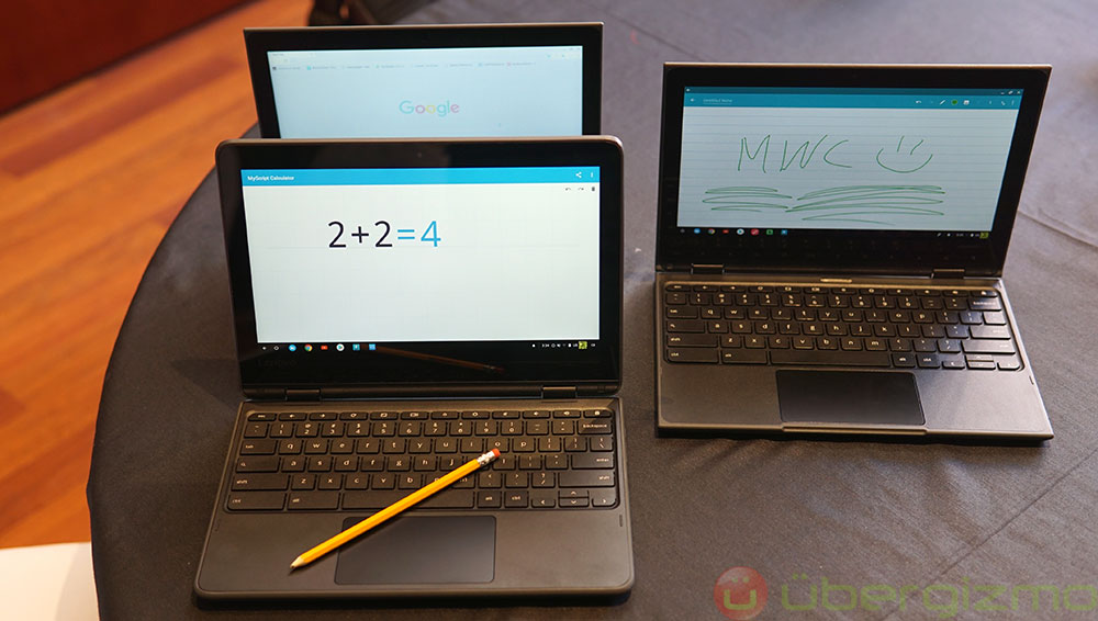 Lenovo Ruggedized Chromebooks Deliver Affordable Touch And Pen