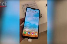 Alleged LG G7 Spotted At MWC With A Familiar Notch