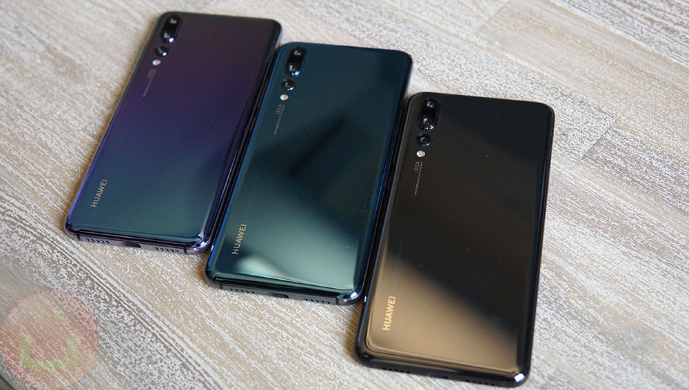 Huawei P20+P20 Pro Review | Ubergizmo