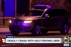 More Details Revealed About Uber's Fatal Self-Driving Accident