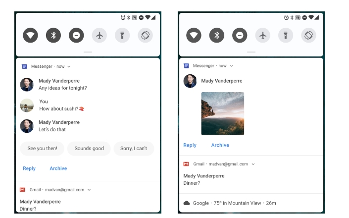 What's New in Android P? (Android 9 0) | Ubergizmo