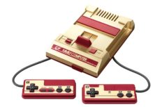 Japan To Get A Special Gold Color Famicom Mini With Exclusive Games