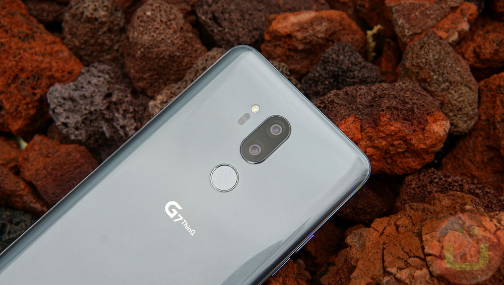LG G7 Review | Ubergizmo
