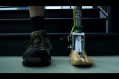 Smart Prosthetic Ankle Can Adapt To Uneven Grounds