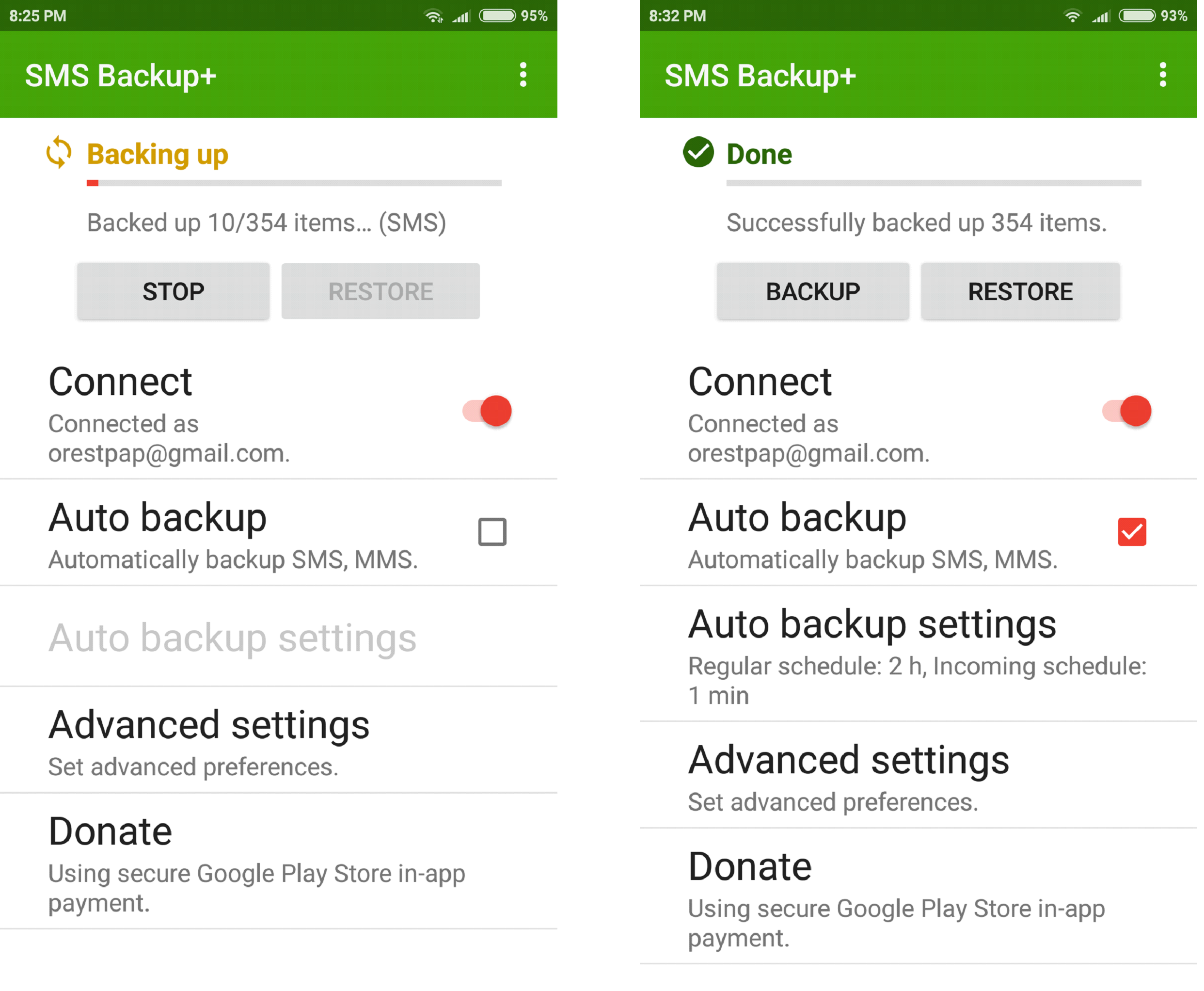 - a3 - How To Backup Text Messages From Android To Gmail