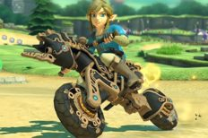 Mario Kart 8 Deluxe: Breath of the Wild Update Released