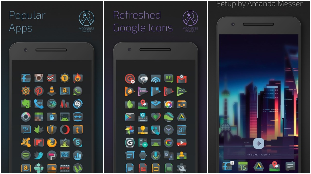 Best Icon Packs 2020 Best Icon Packs For Android | Ubergizmo