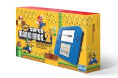 Electric Blue Nintendo 2DS Announced With Super Mario Bros. 2