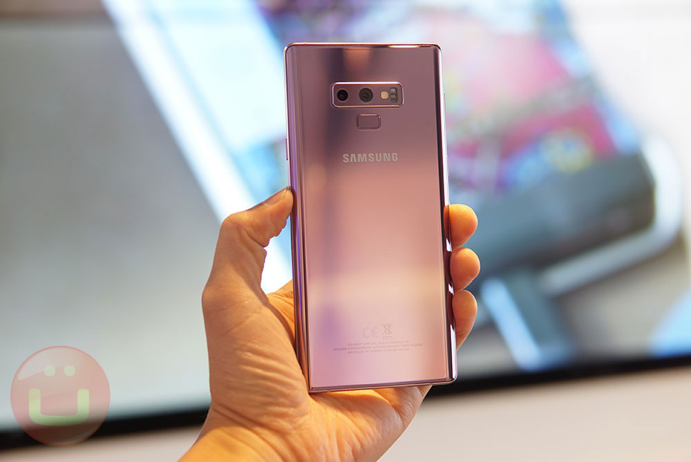 galaxy note 9 review hands on ubergizmo. Black Bedroom Furniture Sets. Home Design Ideas