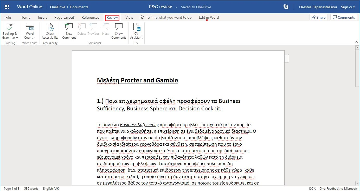 How To Create And Edit Microsoft Word Documents Online