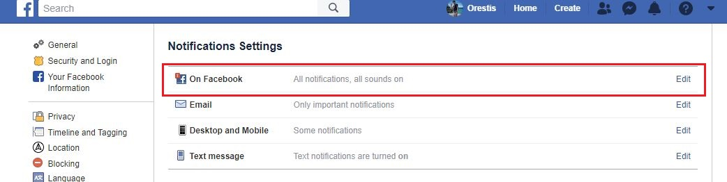 How To Disable Facebook Live Notifications | Ubergizmo