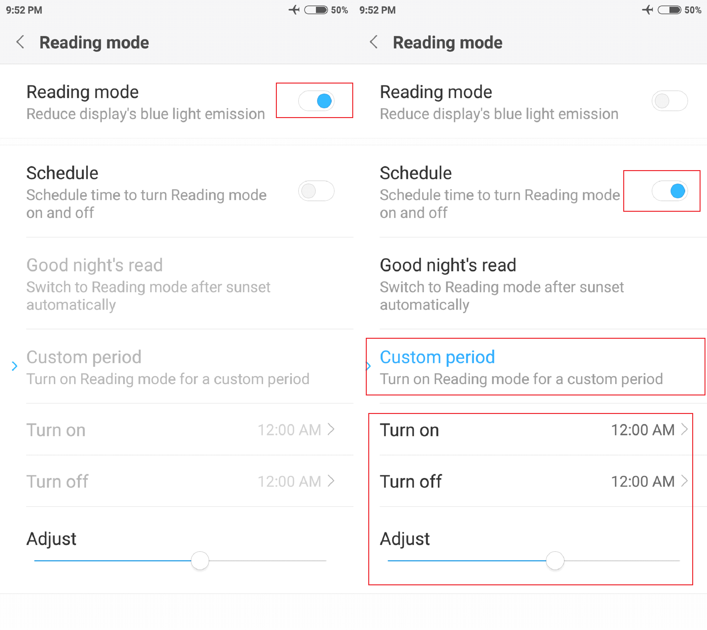 How To Enable Night Mode On Android | Ubergizmo