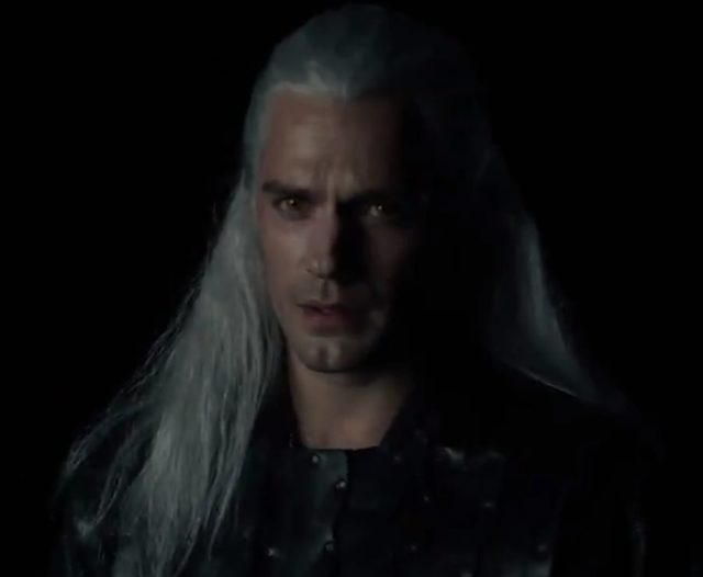 First Look At Henry Cavill As Geralt In Netflix's 'The Witcher' Series