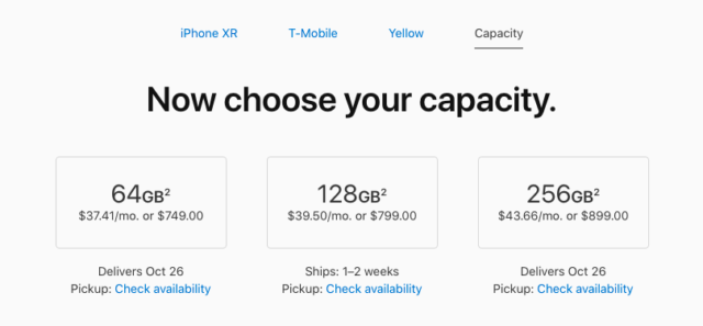 - iphone xr 640x297 - Some iPhone XR Models Are Already Sold Out