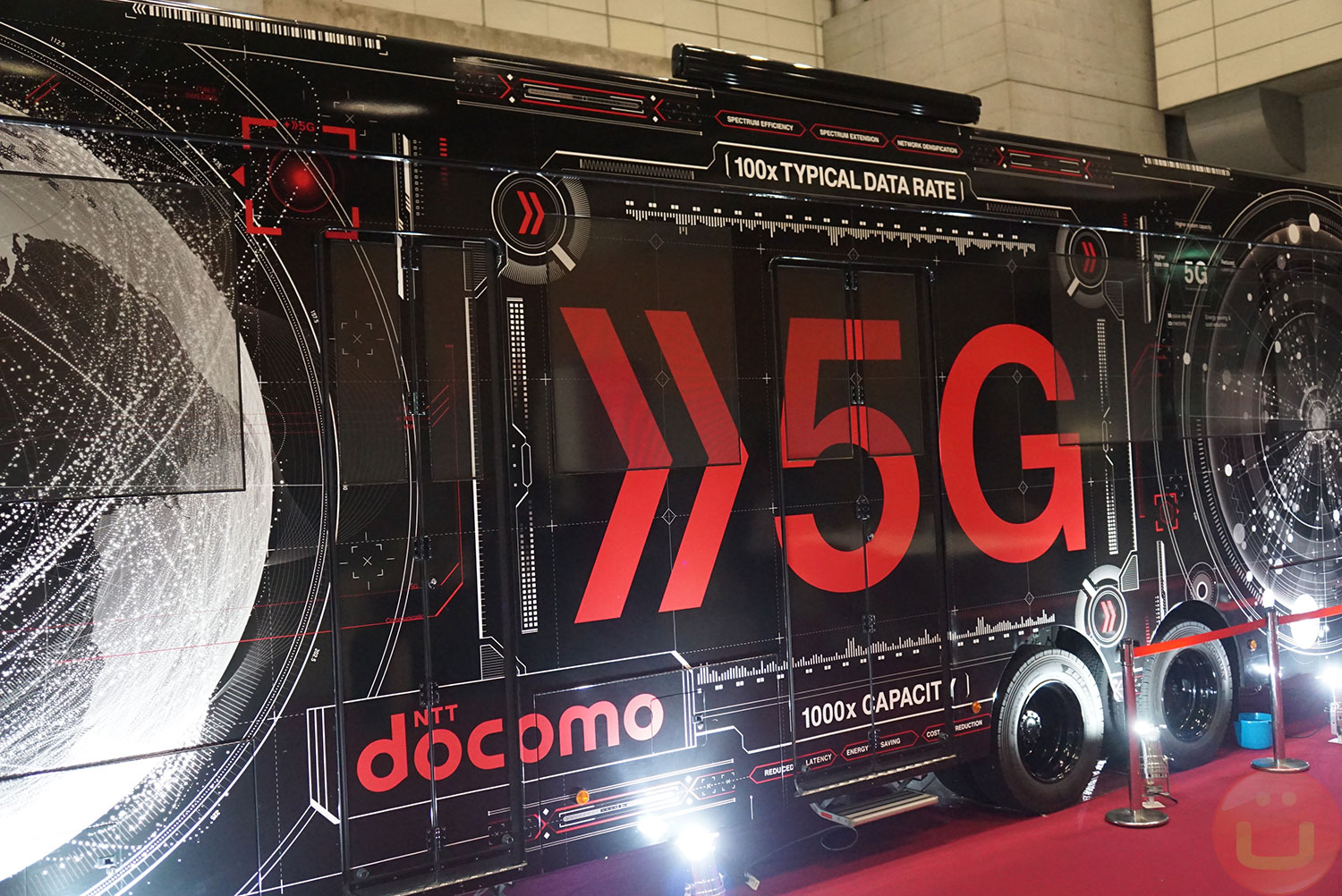 Docomo Shows 5g In Japan Ahead Of 2020 Commercial Launch