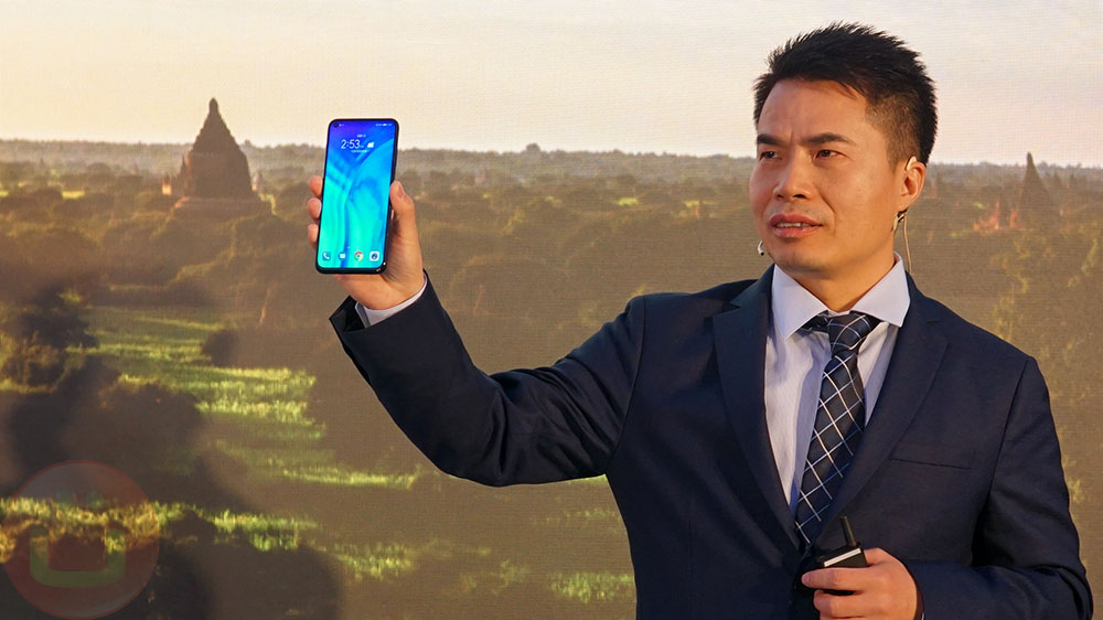 - Jimmy Xiong General Manager of HONOR ug - 48 Megapixel Camera & Full-View Display