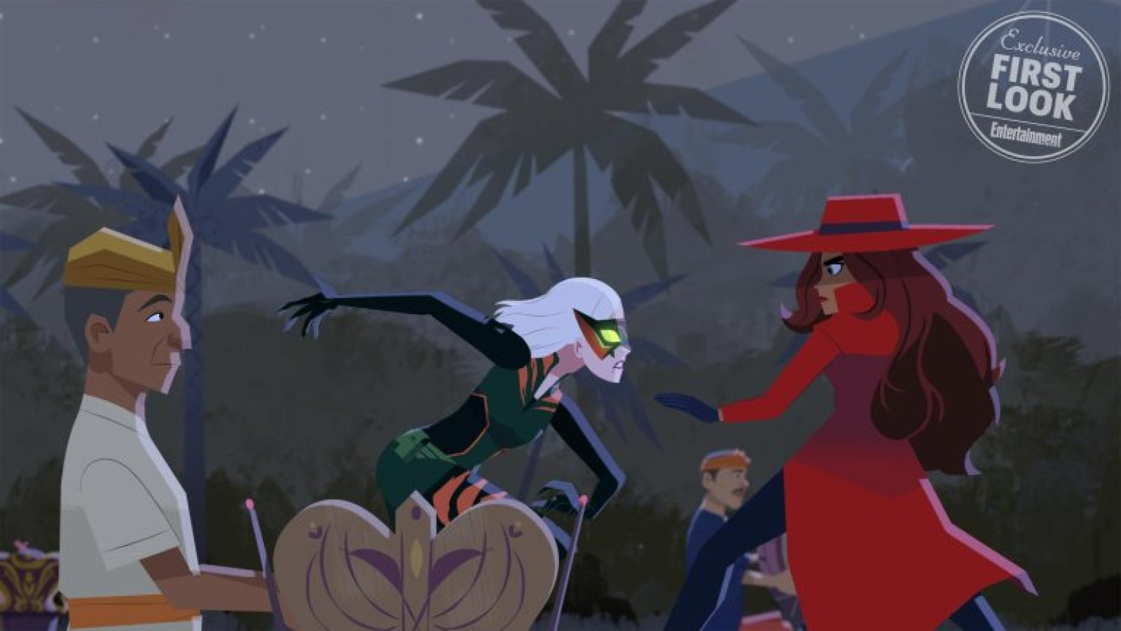 carmen sandiego reboot arrives on netflix in january