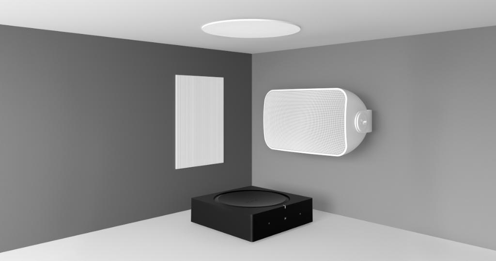 Sonos Launches Outdoor Speakers In Partnership With Sonance