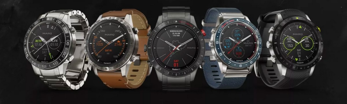 - garmin marq - Garmin Unveils Marq Lineup Of Smartwatches Starting At $1,500
