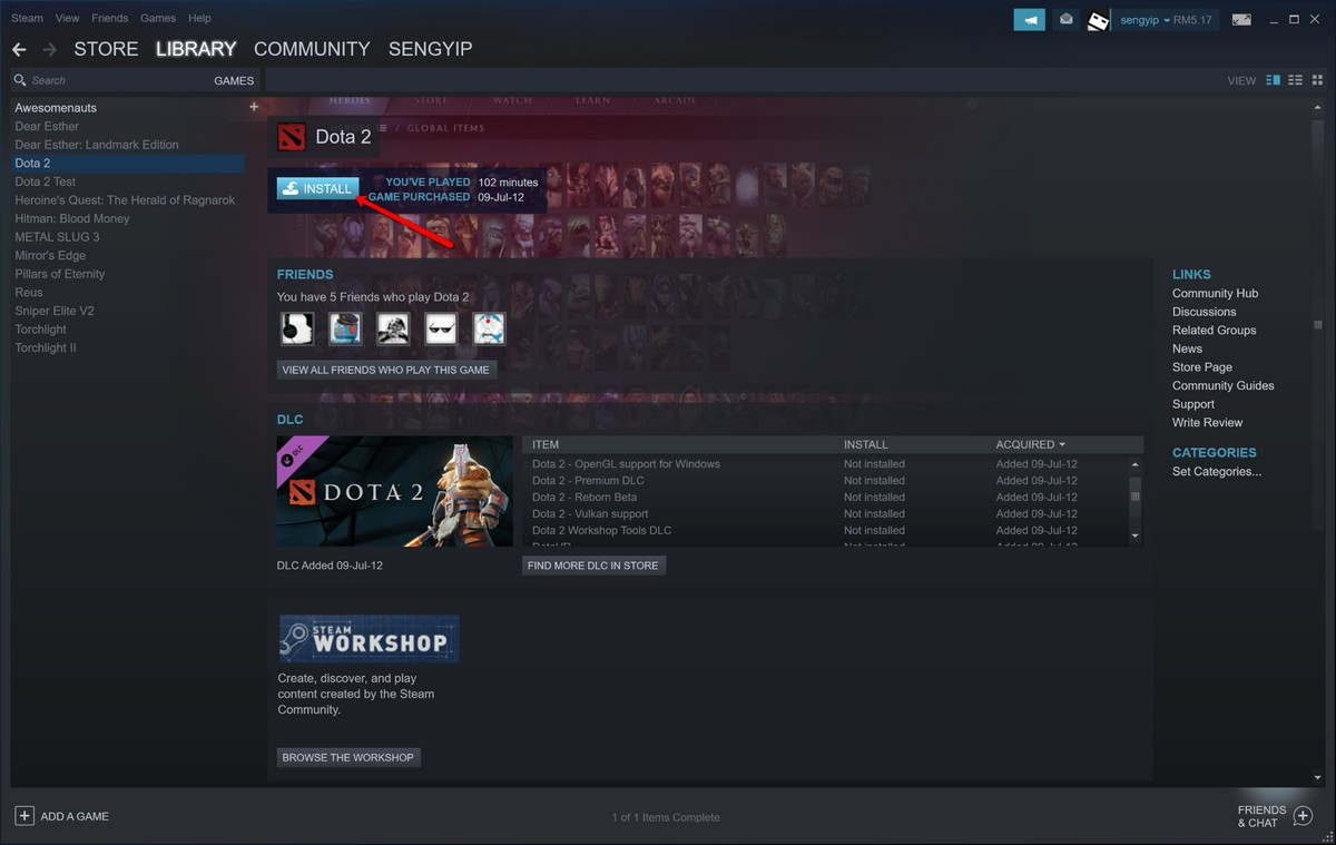 How To Uninstall a Steam Game - Tech Junkie