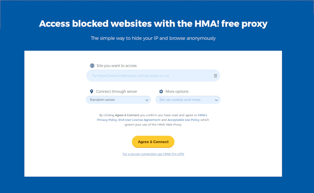 bypass blocked website without proxy